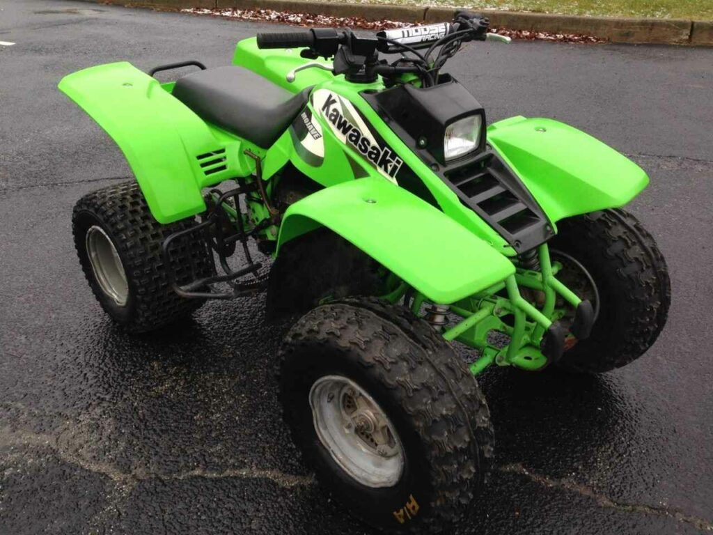 Kawasaki Mojave 40 Specs and Top Speed   ATV Style   Guides ...